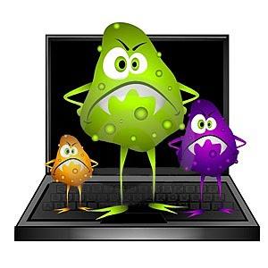 Чистене на вируси по домовете