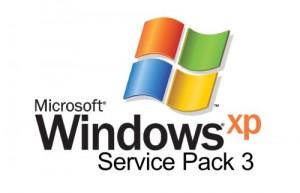 инсталиране на Windows XP SP3
