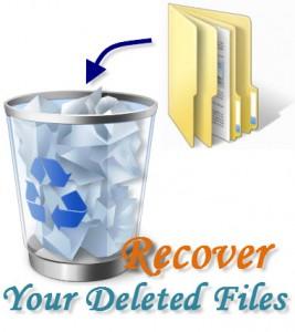възстановяване на изгубени файлове или след форматиране