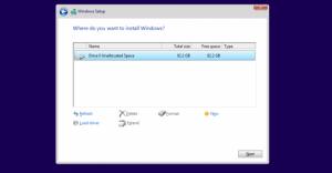 инсталиране на Windows 10- 4